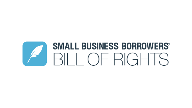 The Small Business Borrowers' Bill of Rights