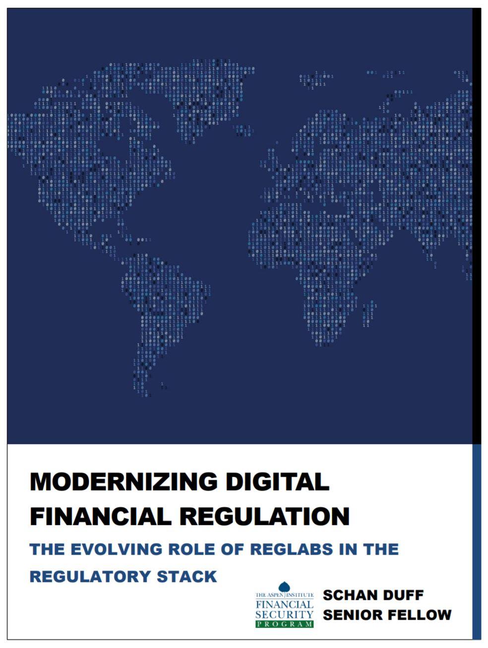 Modernizing Digital Financial Regulation: The Evolving Role of RegLabs in the Regulatory Stack