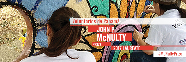 Voluntarios de Panama%u0301