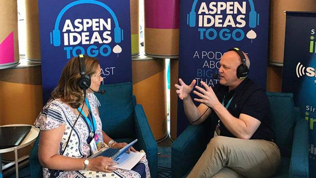 Michele Norris Interviews Mitch Landrieu & Others