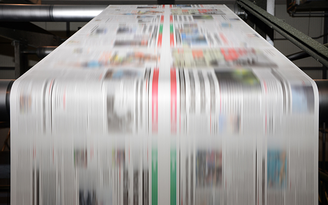 New York Times Columnist Discusses the Future of News