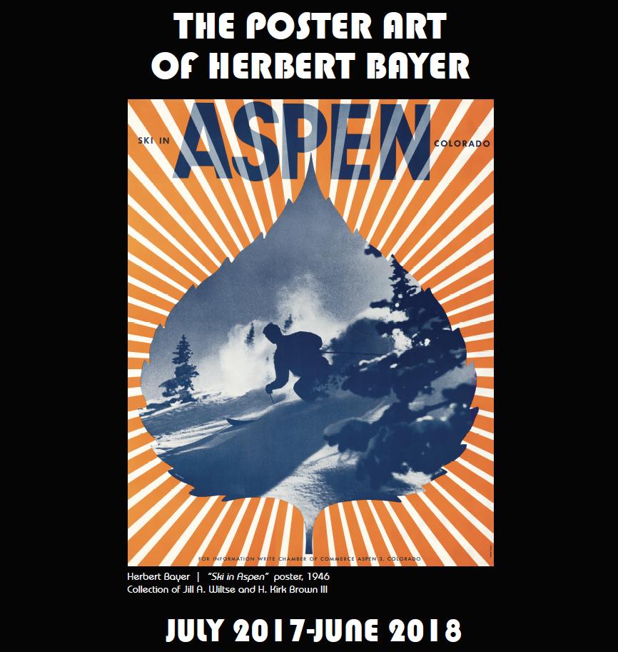 The Poster Art of Herbert Bayer