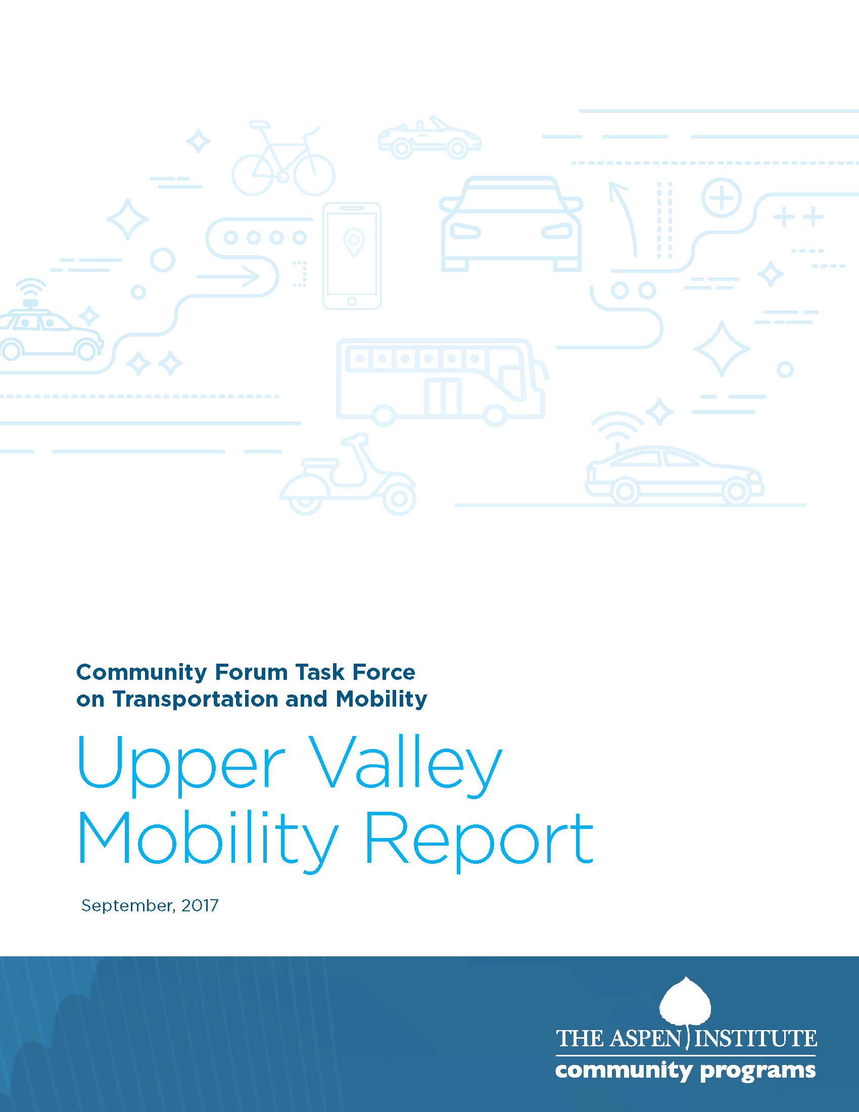Upper Valley Mobility Report