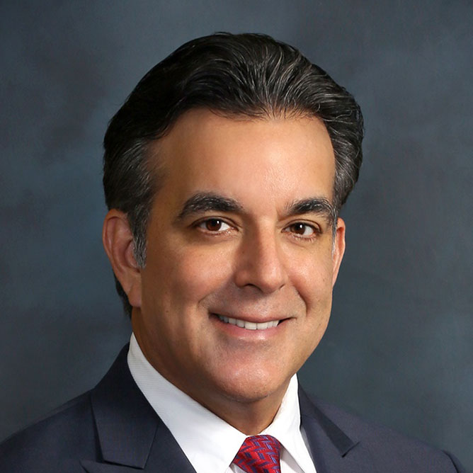 The Honorable Hector V. Barreto