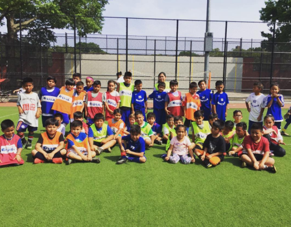 Street Soccer USA youth