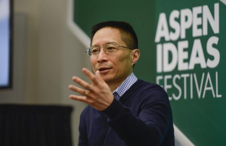 SOF Discussion Reception: Eric Liu
