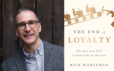 A Book Talk with Rick Wartzman