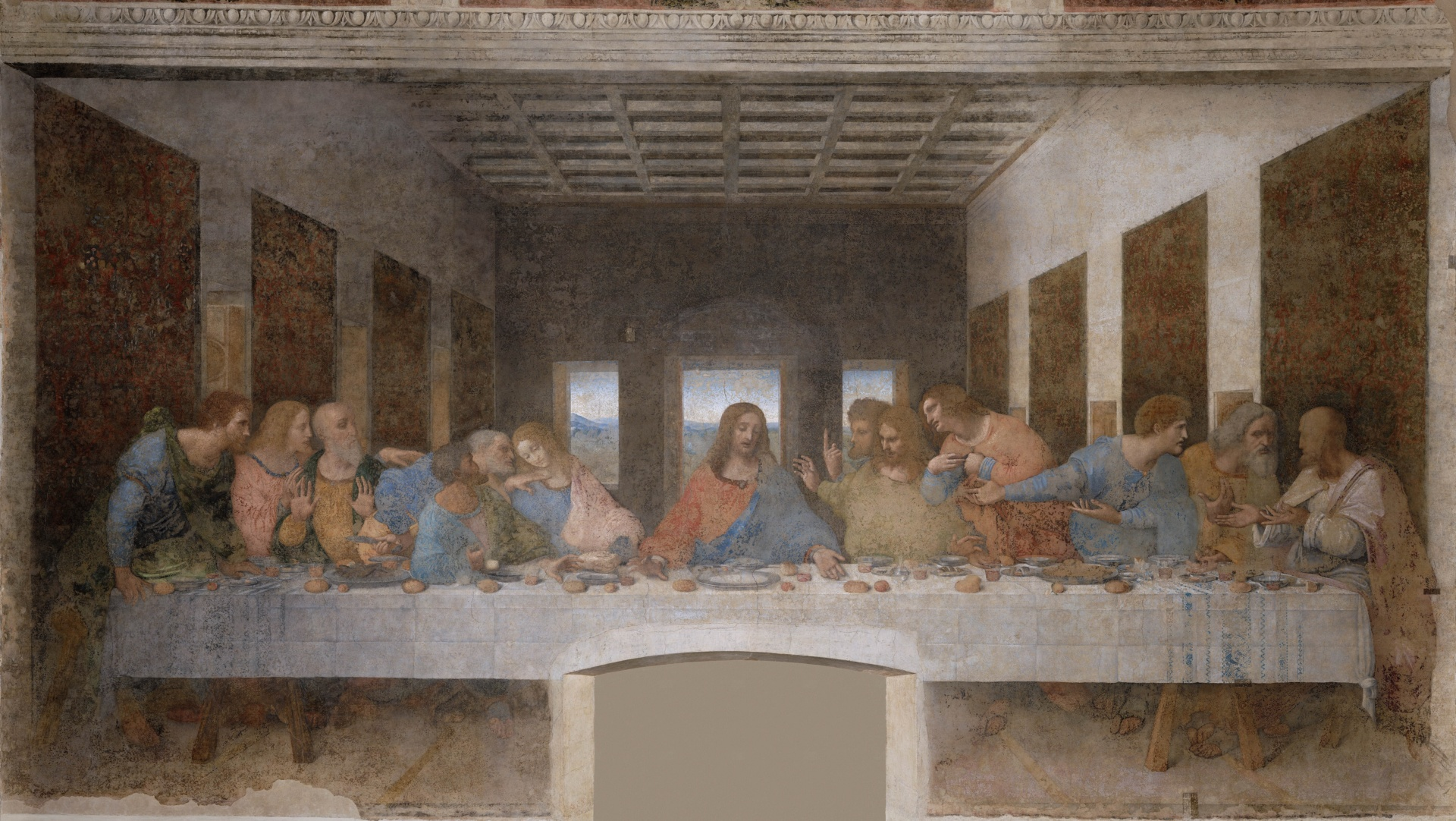 The Last Supper (Leonardo da Vinci)