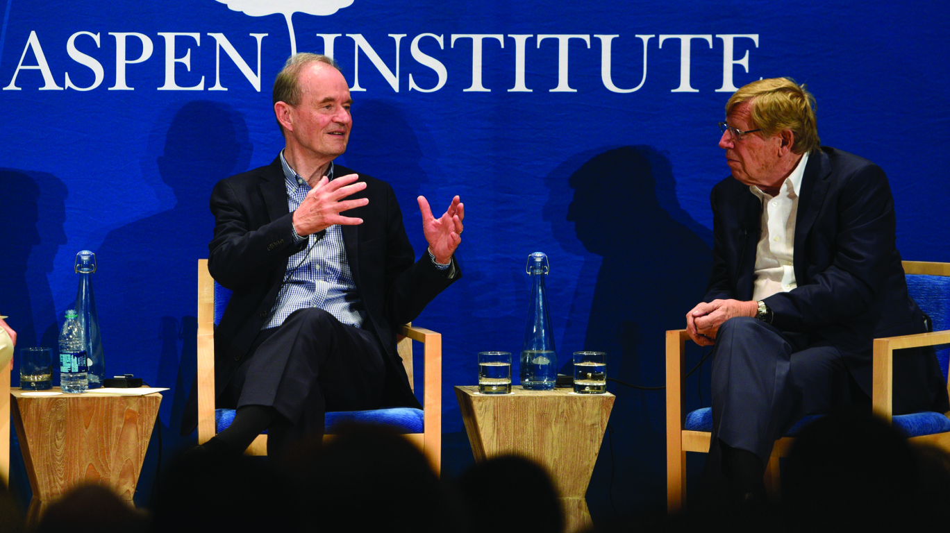 David Boies and Theodore Olson