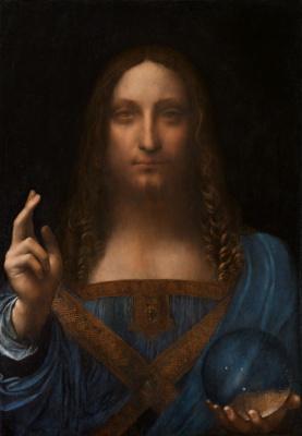 Salvator Mundi (Leonardo)