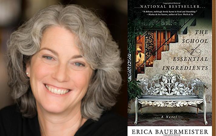 Meet author Erica Bauermeister