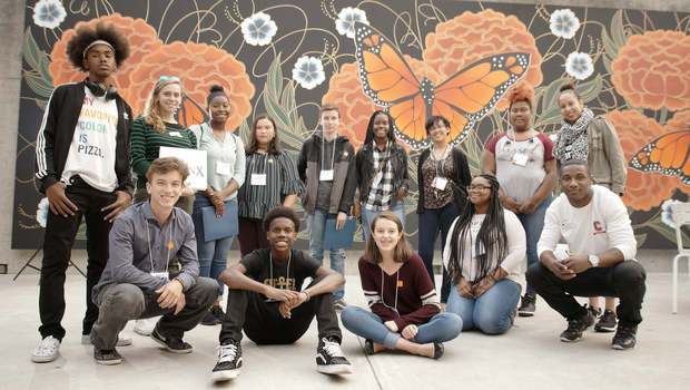 East Bay-Area HS Students Model California Love