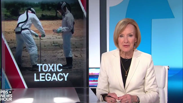 Agent Orange cleanup in Vietnam
