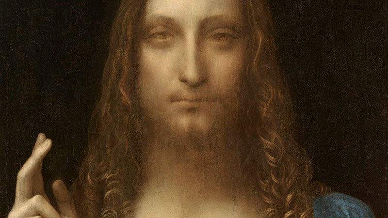 What's Weird About Da Vinci's Salvator Mundi?