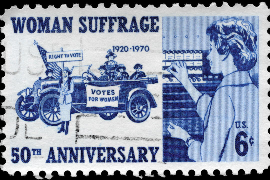 Suffrage featured