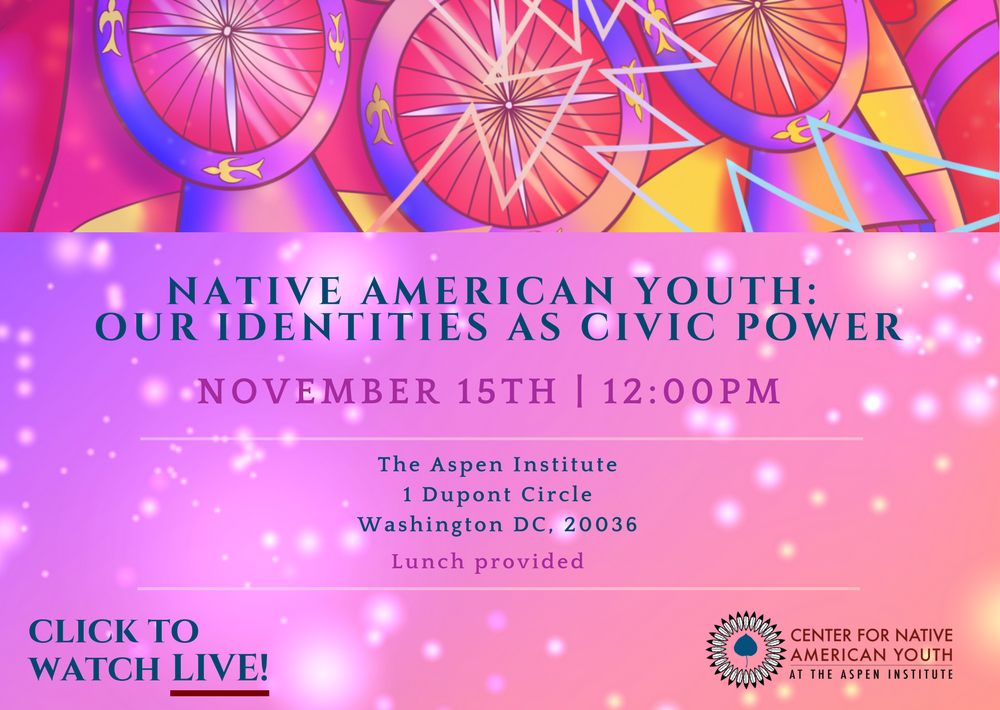 2017 State of Native Youth Report Release