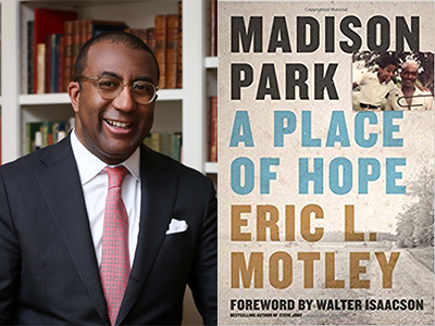 Book Talk: Eric Motley on