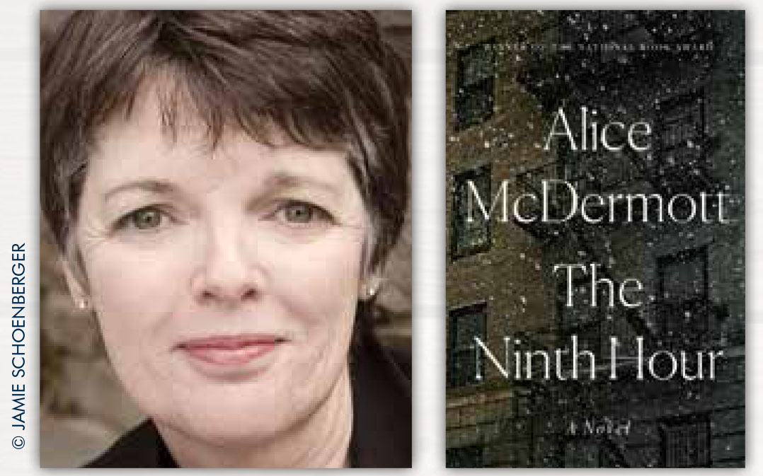 Winter Words: Alice McDermott