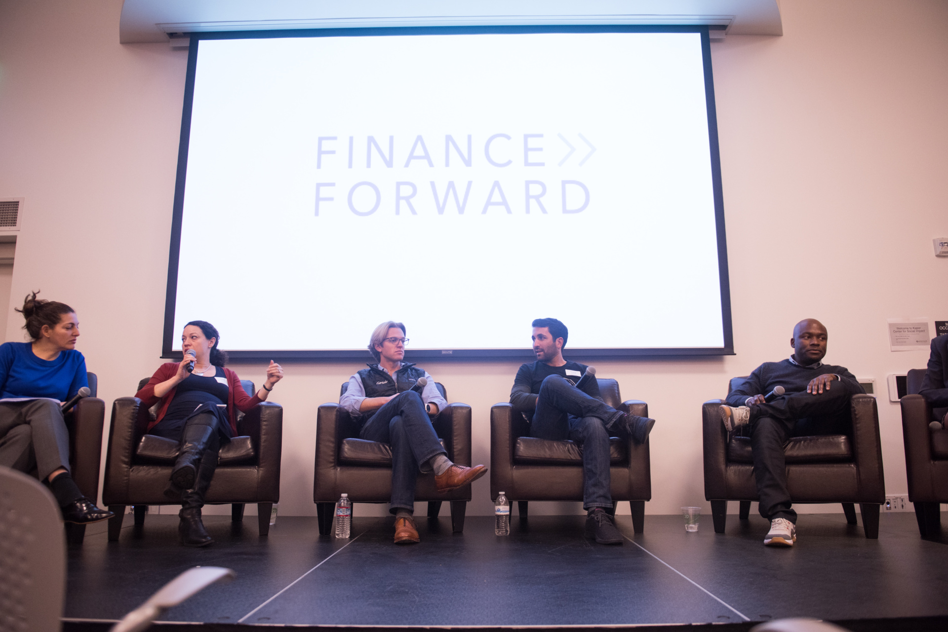 Finance Forward: Oakland