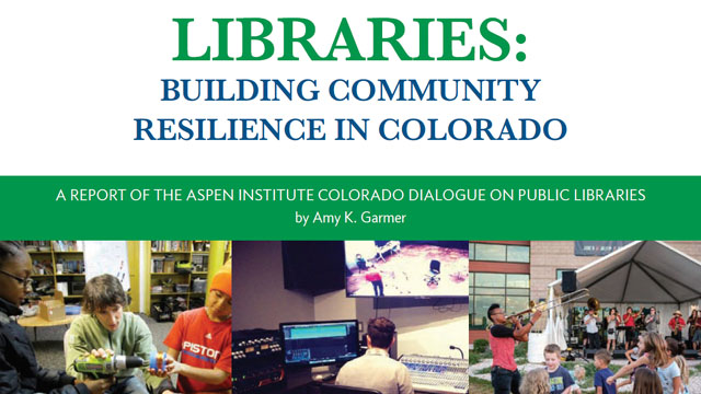 Colorado Libraries Building Resilience