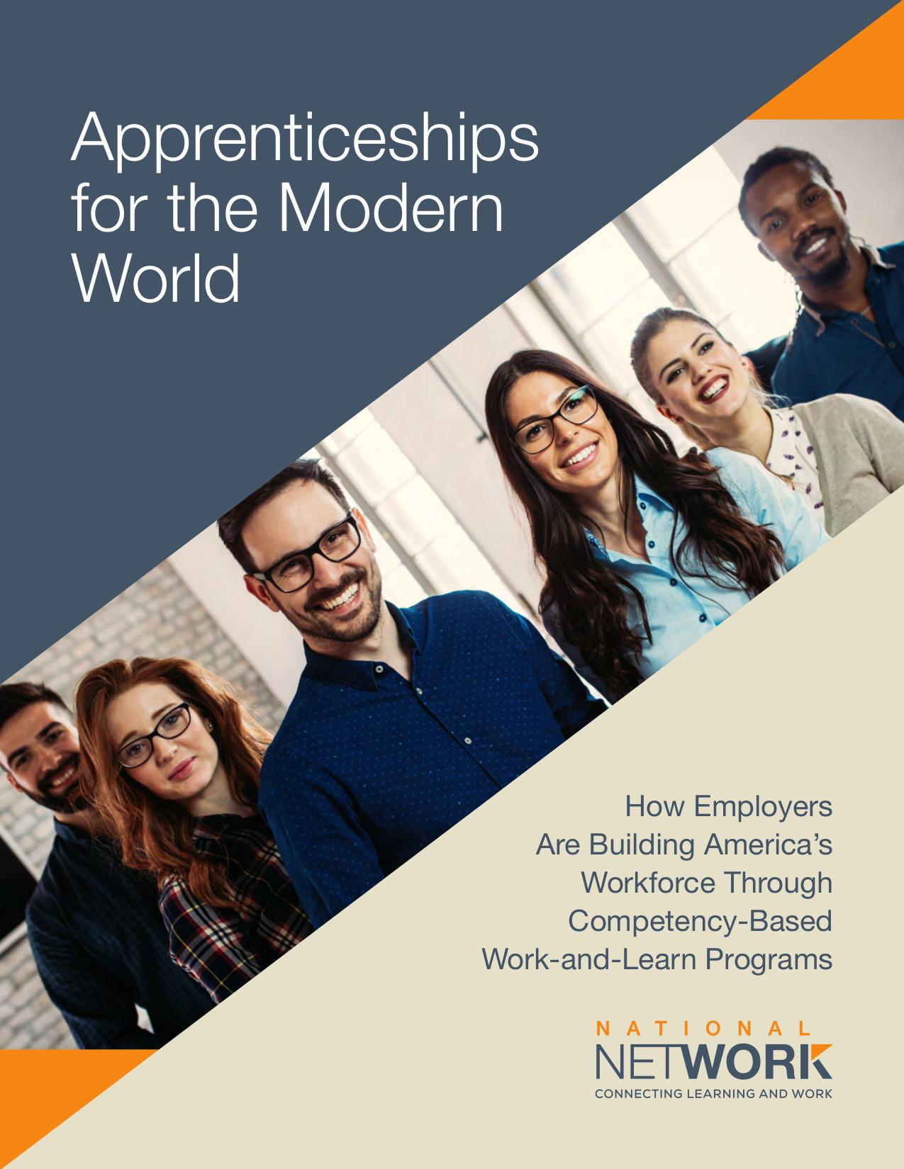 Apprenticeships for the Modern World