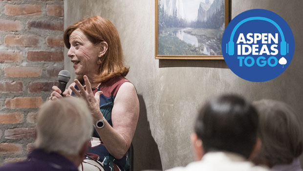 Susan Orlean: It's Okay to be Clueless