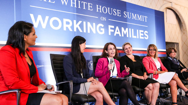 The White House Summit On Working Families