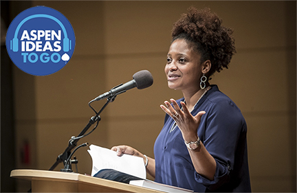 US Poet Laureate Tracy K. Smith