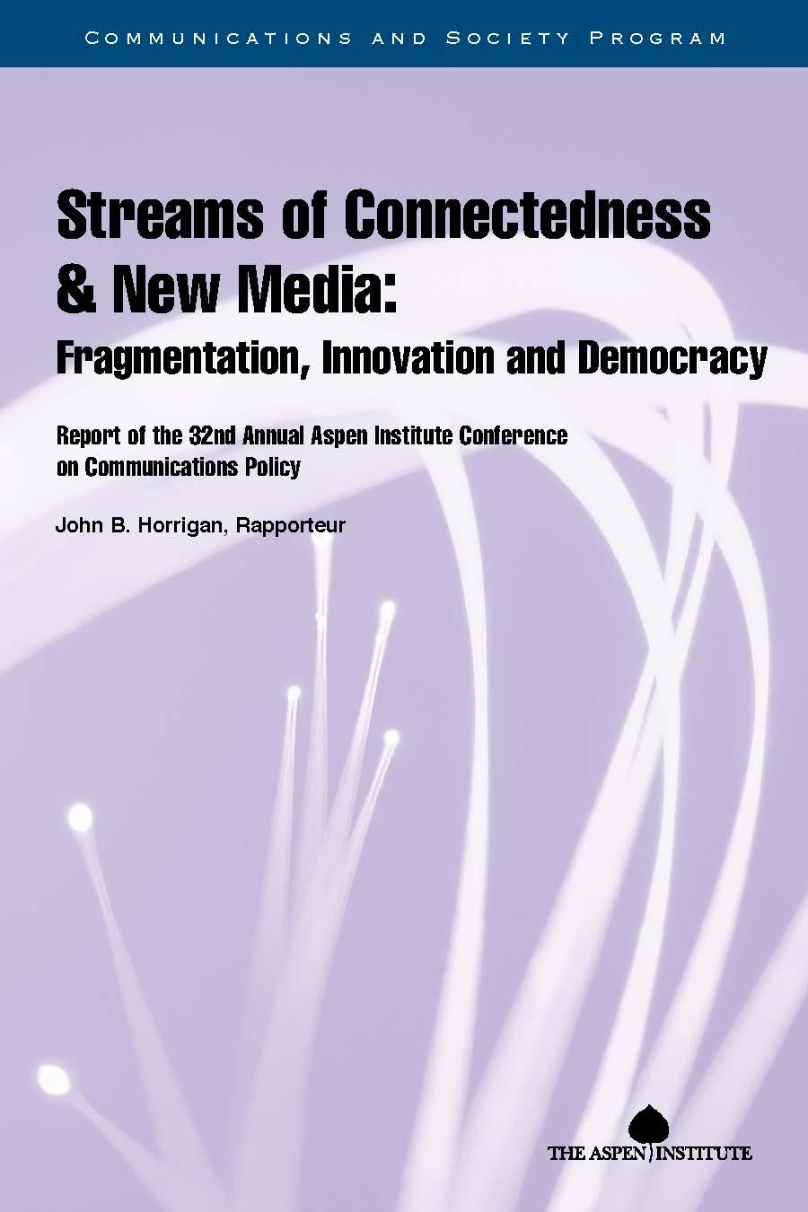 New media defining democracy