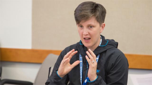 Jess Kutch, Job Quality Fellow