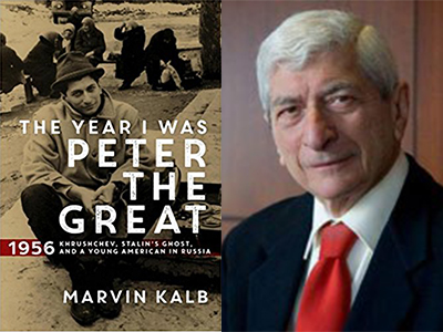 Book Talk with Marvin Kalb