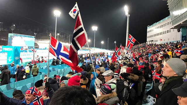How Norway Won the Winter Olympics
