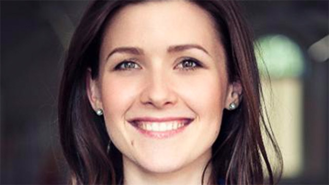 Aspen Institute Kyiv Executive Director Named Among Forbes' Top 30 Under 30