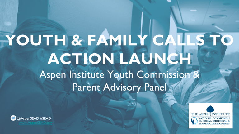 Youth and Family Calls to Action