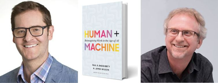 Book Talk: Paul Daugherty and James Wilson