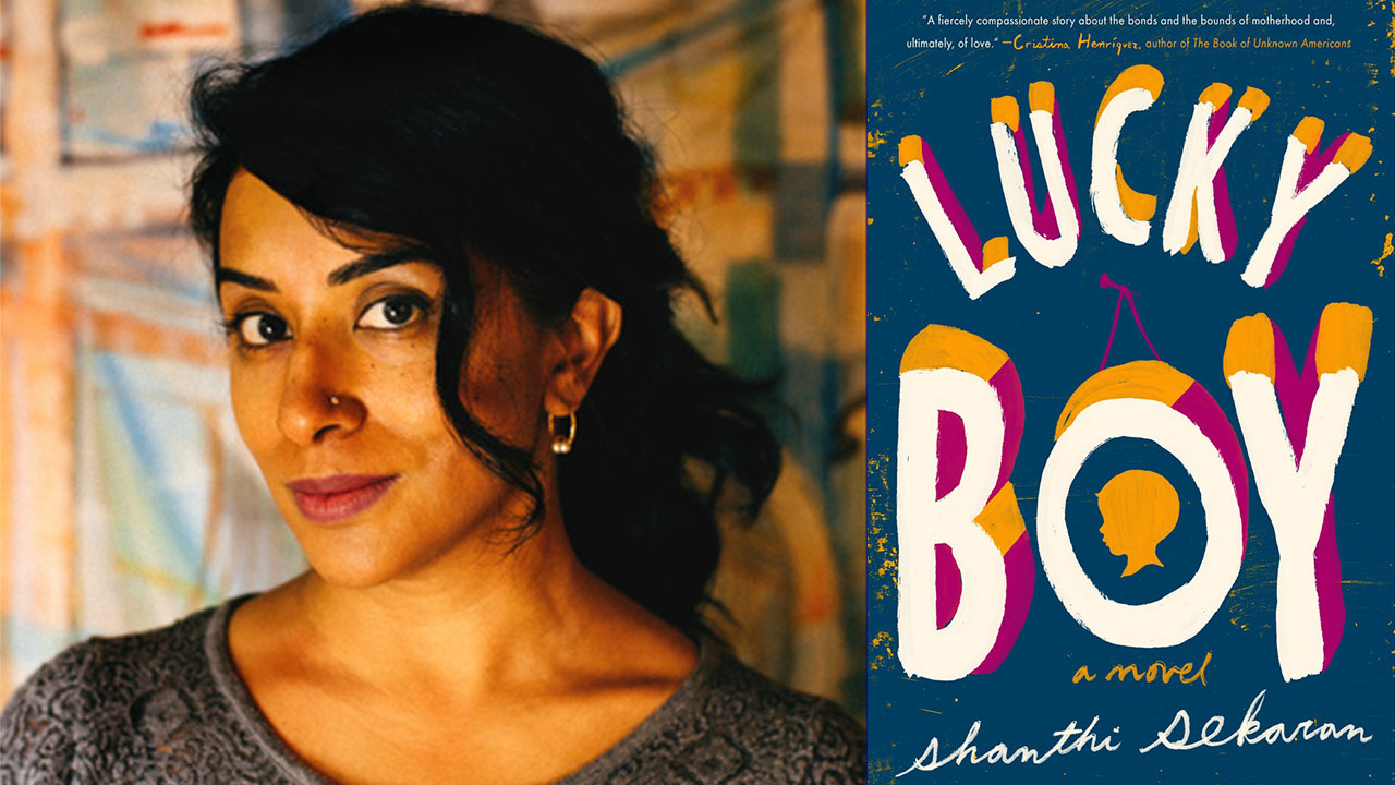 Image result for lucky boy shanthi sekaran