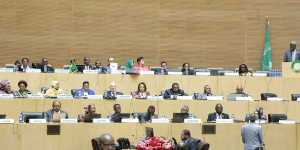 A New Age of African Cooperation