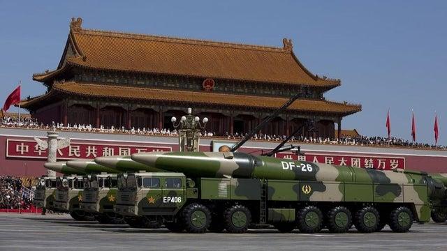 If China crushes Hong Kong, is Taiwan Next?