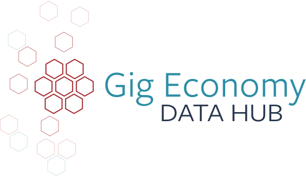 Launching the Gig Economy Data Hub to Improve Knowledge About Independent Workers