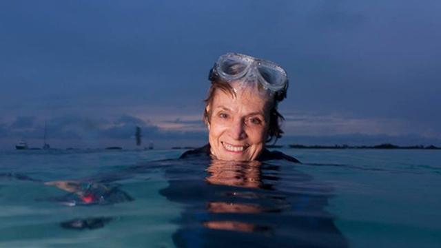 Co-chair Sylvia Earle wins the Princess of Asturias Concord Award