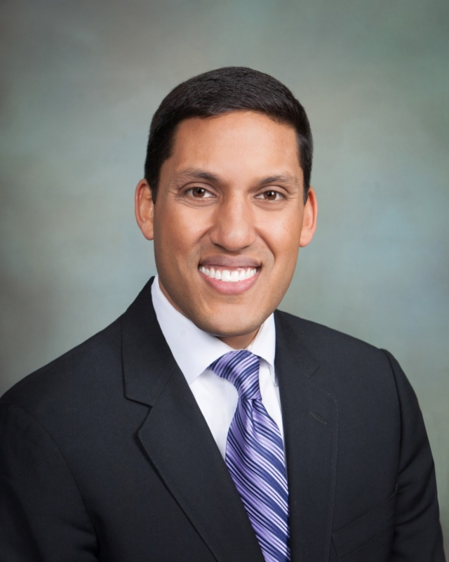Foundation Presidents' Roundtable featuring Dr. Rajiv Shah