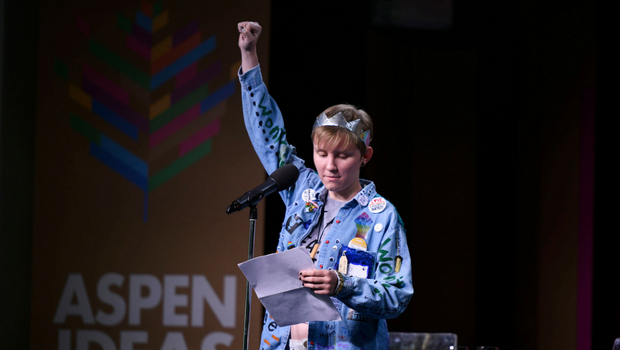 Amplifying Youth Voice at the Aspen Ideas Festival