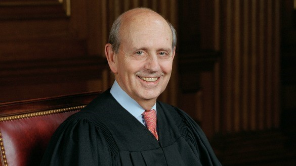 McCloskey Speaker Series: Justice Stephen Breyer