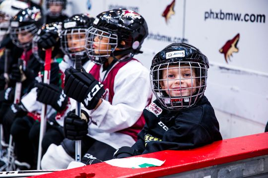 Coyotes Continue Community Outreach and Give Back to Fans in Arizona