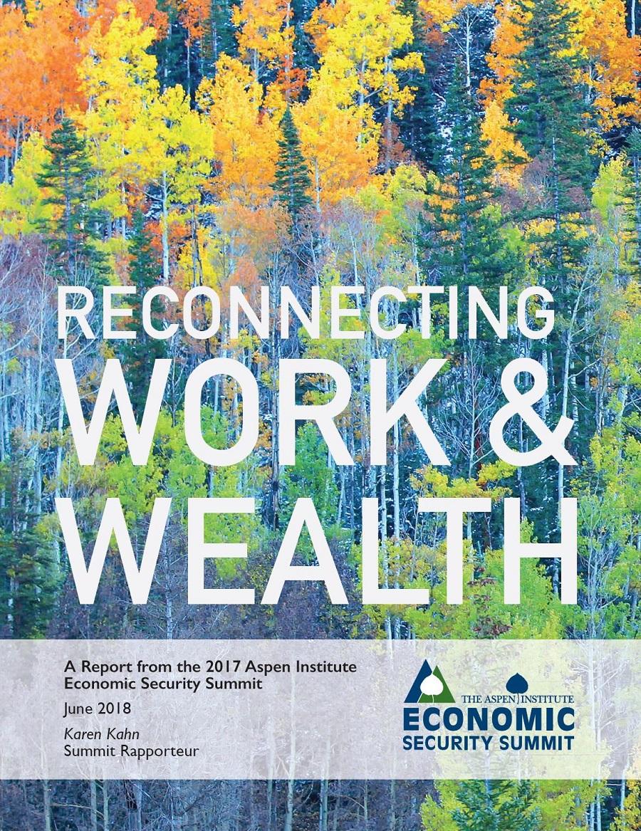 Economic Security Summit 2017 Report
