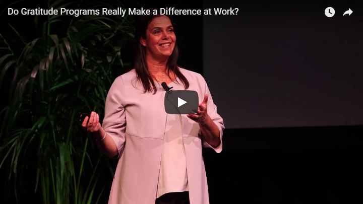 Do Gratitude Programs Really Make a Difference at Work?