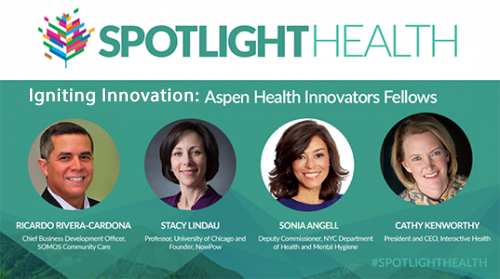 Spotlight Health: Igniting Innovation