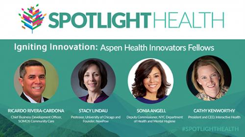 Spotlight Health: Igniting Innovation