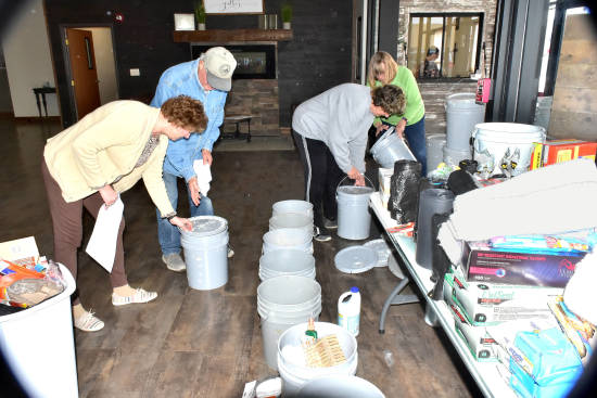 Local Relief Efforts Gear Up to Send Supplies to Flood-Ravaged Parts of the State