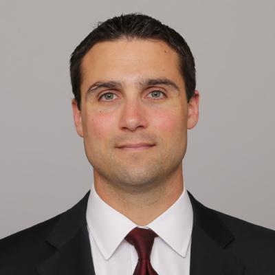 Greg Kish, VP of Sales & Service, Legends @ Los Angeles Rams